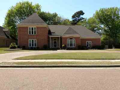 Germantown Single Family Home For Sale: 8114 Meadow Glen