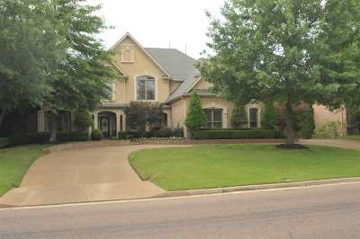 Collierville Single Family Home For Sale: 10204 W Shrewsbury
