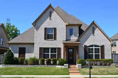 Collierville Single Family Home For Sale: 1603 Prairie Dunes