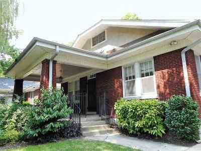 Memphis Single Family Home For Sale: 704 N Idlewild