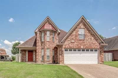 Bartlett Single Family Home For Sale: 5040 Wolfchase Farms