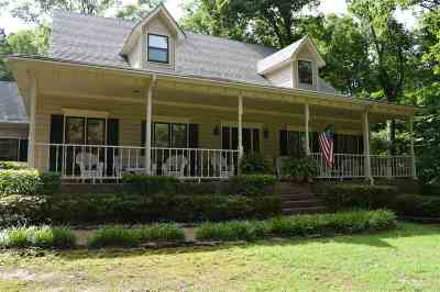 Memphis Single Family Home For Sale: 349 N Walnut Bend
