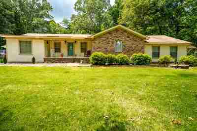 Somerville Single Family Home For Sale: 21945 Hwy 76