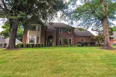 Germantown Single Family Home For Sale: 8724 Poplar Pike
