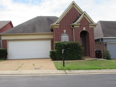 Memphis TN Single Family Home For Sale: $147,900