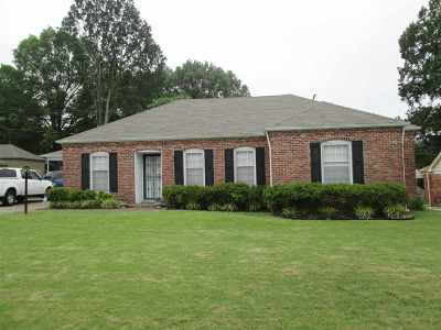 Memphis TN Single Family Home For Sale: $148,000