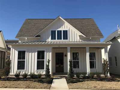 Rossville Single Family Home For Sale: 60 Cotton Bend
