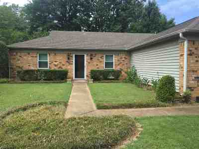 Collierville Single Family Home For Sale: 895 Quail Chase