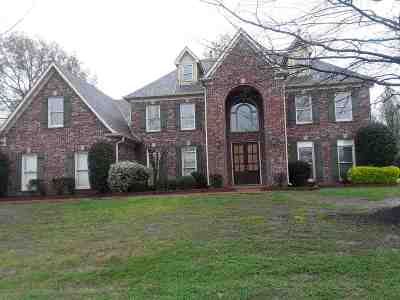Collierville Single Family Home For Sale: 1544 E Indian Wells