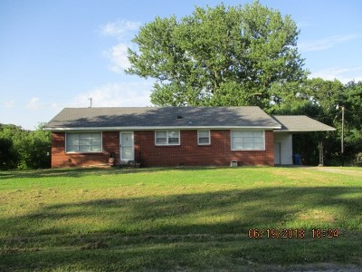 Ripley Single Family Home For Sale: 910 Dry Hill