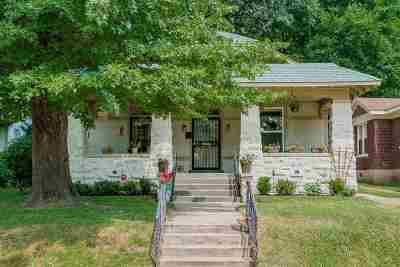 Memphis TN Single Family Home For Sale: $247,500