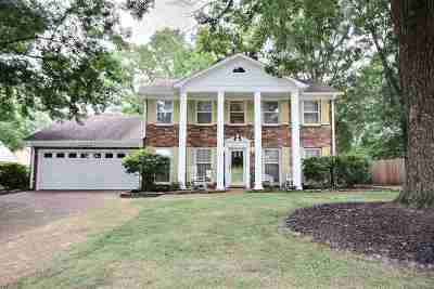 Collierville Single Family Home For Sale: 742 Webbview