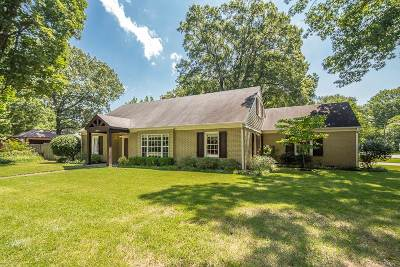 Memphis Single Family Home For Sale: 1276 Cherry