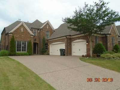 Collierville Single Family Home For Sale: 535 Ogilie