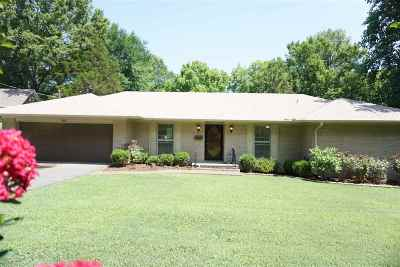 Collierville Single Family Home For Sale: 366 W College
