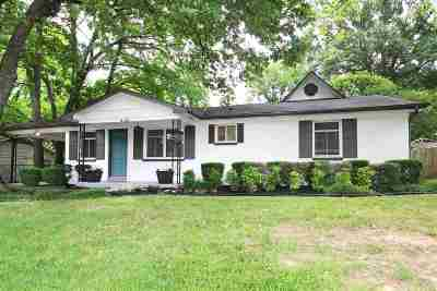 Memphis Single Family Home For Sale: 490 Fleda