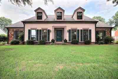 Germantown Single Family Home For Sale: 7718 Cross Village