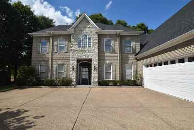 Collierville Condo/Townhouse For Sale: 10180 Wynmanor