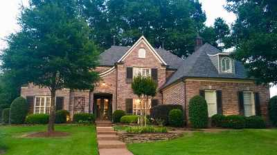 Collierville Single Family Home For Sale: 1592 E Indian Wells