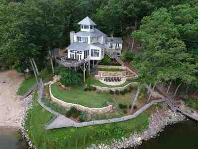 Counce Single Family Home For Sale: 199 Lakeshore