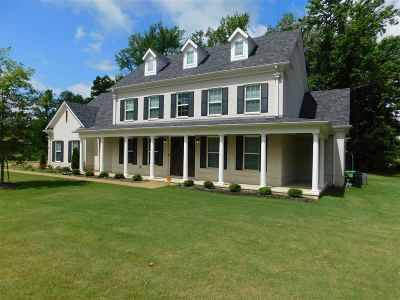 Munford Single Family Home For Sale: 25 Green Meadows