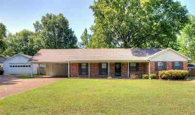 Collierville Single Family Home For Sale: 333 W White
