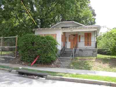 Cooper, Cooper Young Single Family Home For Sale: 1016 Seattle
