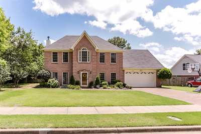 Collierville Single Family Home For Sale: 581 Scarlett Ohara