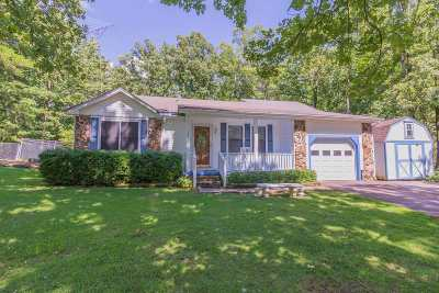 Selmer Single Family Home For Sale: 170 Bramblewood