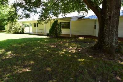 Counce Single Family Home For Sale: 185 Gladden