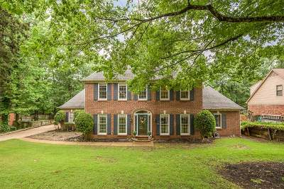 Memphis Single Family Home For Sale: 122 Country