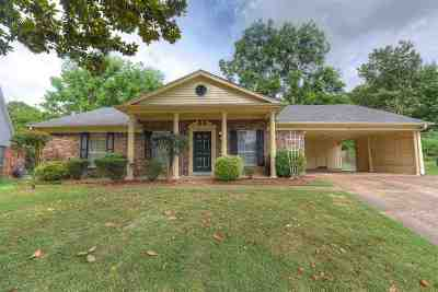 Memphis Single Family Home For Sale: 5240 Marynelle