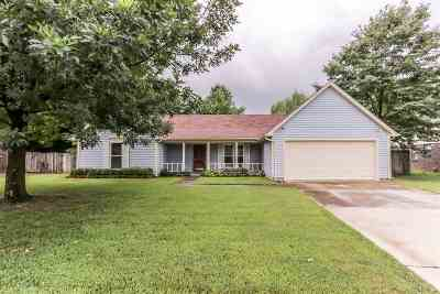Memphis Single Family Home For Sale: 7389 Isherwood
