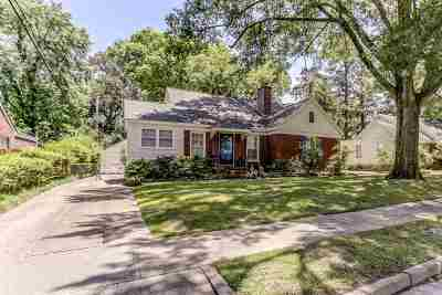 Memphis Single Family Home For Sale: 144 Northwood