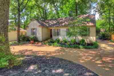 Memphis Single Family Home For Sale: 5338 Knollwood