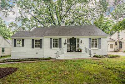Memphis Single Family Home For Sale: 3594 Northwood