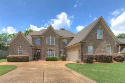 Collierville Single Family Home For Sale: 759 Magnolia Garden