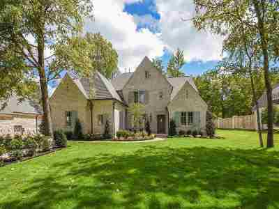 Collierville Single Family Home For Sale: 3212 Hartwell Ridge