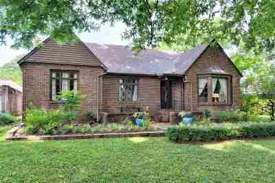 Memphis Single Family Home For Sale: 699 Cypress
