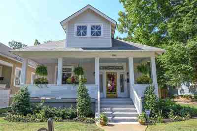 Memphis Single Family Home For Sale: 1941 Higbee
