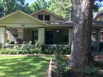Memphis Single Family Home For Sale: 1462 Tutwiler