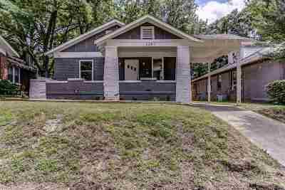 Memphis Single Family Home For Sale: 2293 Jackson