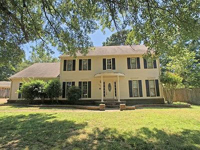 Germantown Single Family Home For Sale: 8193 San Augustine