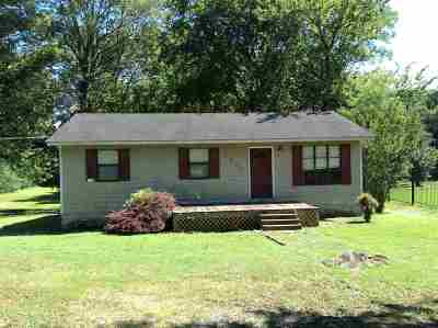 Bartlett Single Family Home For Sale: 7343 Old Brownsville