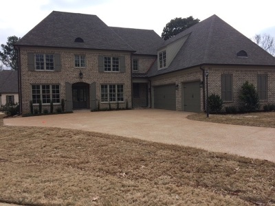 Memphis Single Family Home For Sale: 4967 Briarcliff