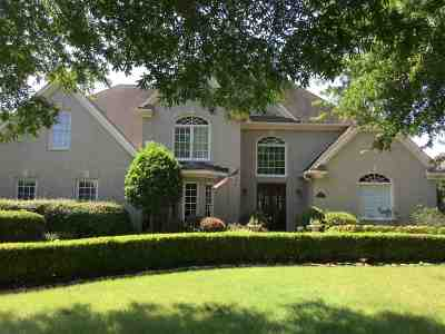 Collierville Single Family Home For Sale: 1899 Almadale Lake