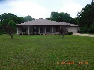 Single Family Home For Sale: 632 County Road 989