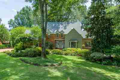 Memphis Single Family Home For Sale: 6201 Shady Grove