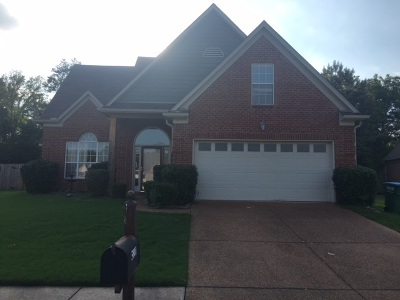 Arlington Single Family Home Contingent: 5801 Lillian Bend