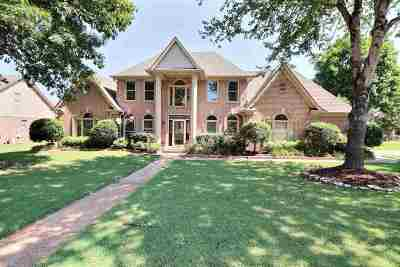 Collierville Single Family Home For Sale: 610 Quail Crest